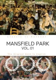 MANSFIELD PARK, VOL. 01 - 맨스필드 파크, 1부 (영문원서-제인 오스틴)
