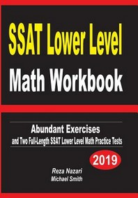 SSAT Lower Level Math Workbook