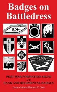 Badges on Battledress