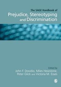 The Sage Handbook of Prejudice, Stereotyping and Discrimination