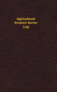Agricultural Product Sorter Log