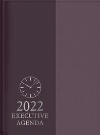 The Treasure of Wisdom - 2022 Executive Agenda - Indigo Grey