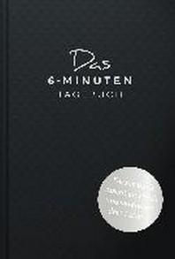 Das 6-Minuten-Tagebuch (schwarz)