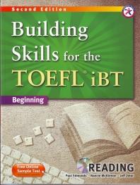 NEW Building TOEFL IBT Reading(SB+MP3)
