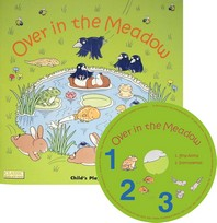 Over in the Meadow [With CD (Audio)]