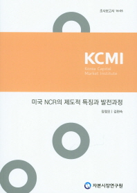 미국 NCR의 제도적 특징과 발전과정