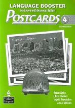 POSTCARDS. 4(LANGUAGE BOOSTER)(WORKBOOK)