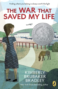 The War That Saved My Life (2016 Newbery Honor book)