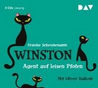 Winston 2: Agent auf leisen Pfoten
