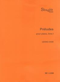 Preludes Pour Piano Livre I
