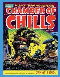 Chamber of Chills Magazine #24
