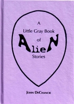 The Little Gray Book of Alien Stories