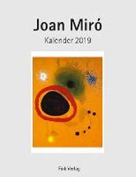 Joan Mir? 2019. Kunstkarten-Einsteckkalender