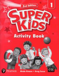 Super Kids. 1 AB