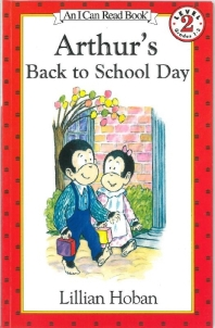 Arthur's Back to School Day (Book+Audio CD)