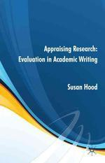 Appraising Research