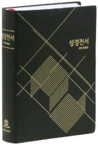 성경전서(펄비닐)(NKR72BU)(개역개정판)(큰활자)(중)(표지랜덤)