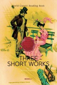 '귀스타브 플로베르' 단편소설; 세 가지 이야기 - Three short works ㅣ영문판ㅣ
