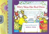 Mary Wore Her Red Dress and Henry Wore His Green Sneakers Book & CD [With CD]