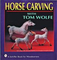 Horse Carving with Tom Wolfe