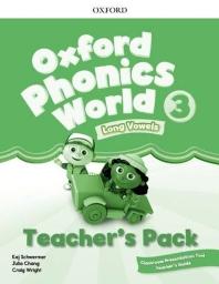 Oxford Phonics World. 3 Teacher's pack