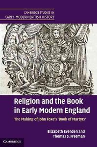 Religion and the Book in Early Modern England
