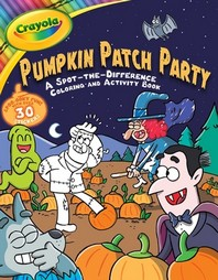 Crayola Pumpkin Patch Party