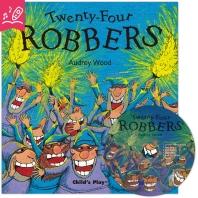 Twenty-Four Robbers (CD1장포함)