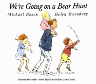We're Going on a Bear Hunt (Reprint)