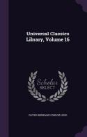 Universal Classics Library, Volume 16