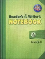 SCOTT FORESMAN READERS WRITERS NOTEBOOK GRADE 2.2