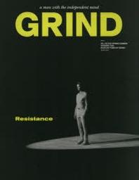 GRIND VOL.102(2021SPRING/SUMMER)