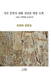 지역 문학의 현황 진단과 방향 모색