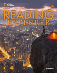 Reading explorer 4 (Student book + Online Workbook sticker code)