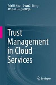 Trust Management in Cloud Services