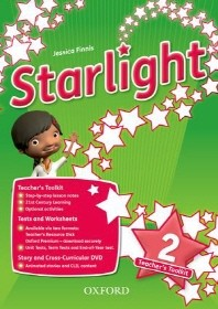 Starlight 2: Teacher`s Tool Kit (TG)