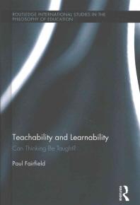 Teachability and Learnability
