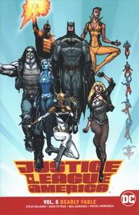 Justice League of America Vol. 5