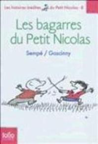 Histoires inedites du Petit Nicolas, Tome 8 : Les bagarres du petit Nicolas
