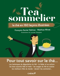 Tea sommelier : le then 160 lens illustrs