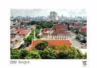 Bangkok 2022 - White Edition - Timokrates Kalender, Wandkalender, Bildkalender - DIN A3 (42 x 30 cm)