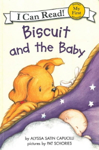 Biscuit and the Baby