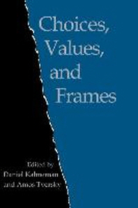 Choices, Values, and Frames