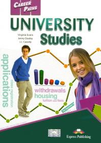 Career Paths: University Studies(Student's Book)