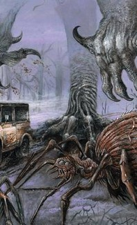 It Came From The Mist