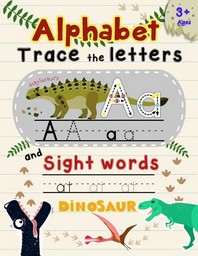 Alphabet Trace the Letters and Sight Words