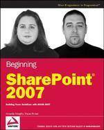 Beginning Sharepoint 2007