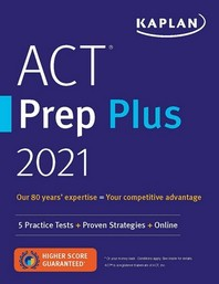ACT Prep Plus 2021
