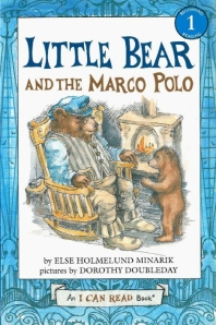 Little Bear and the Marco Polo (Book+Audio CD)