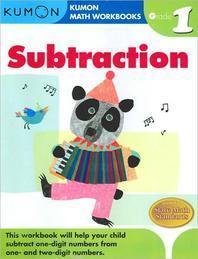 Kumon Math Subtraction : Grade 1